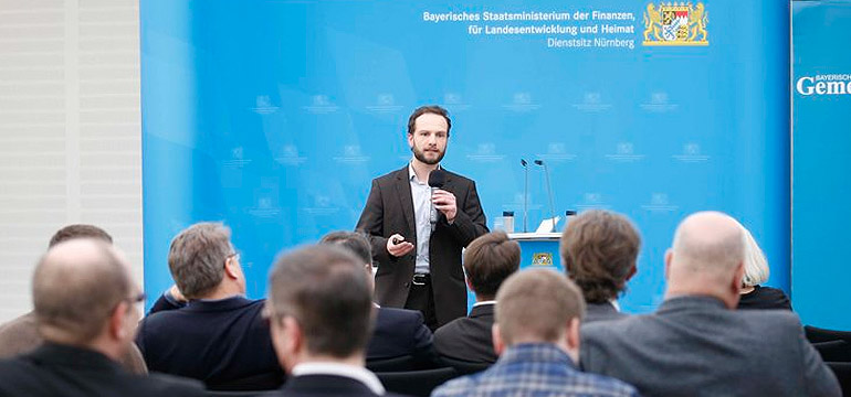 Bayerisches Infrastrukturforum