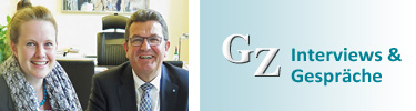 gz interview mit Franz Josef Pschierer